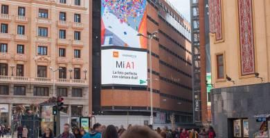 Xiaomi en el Corte Ingles