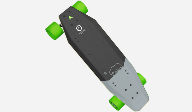 patinete eléctrico skate