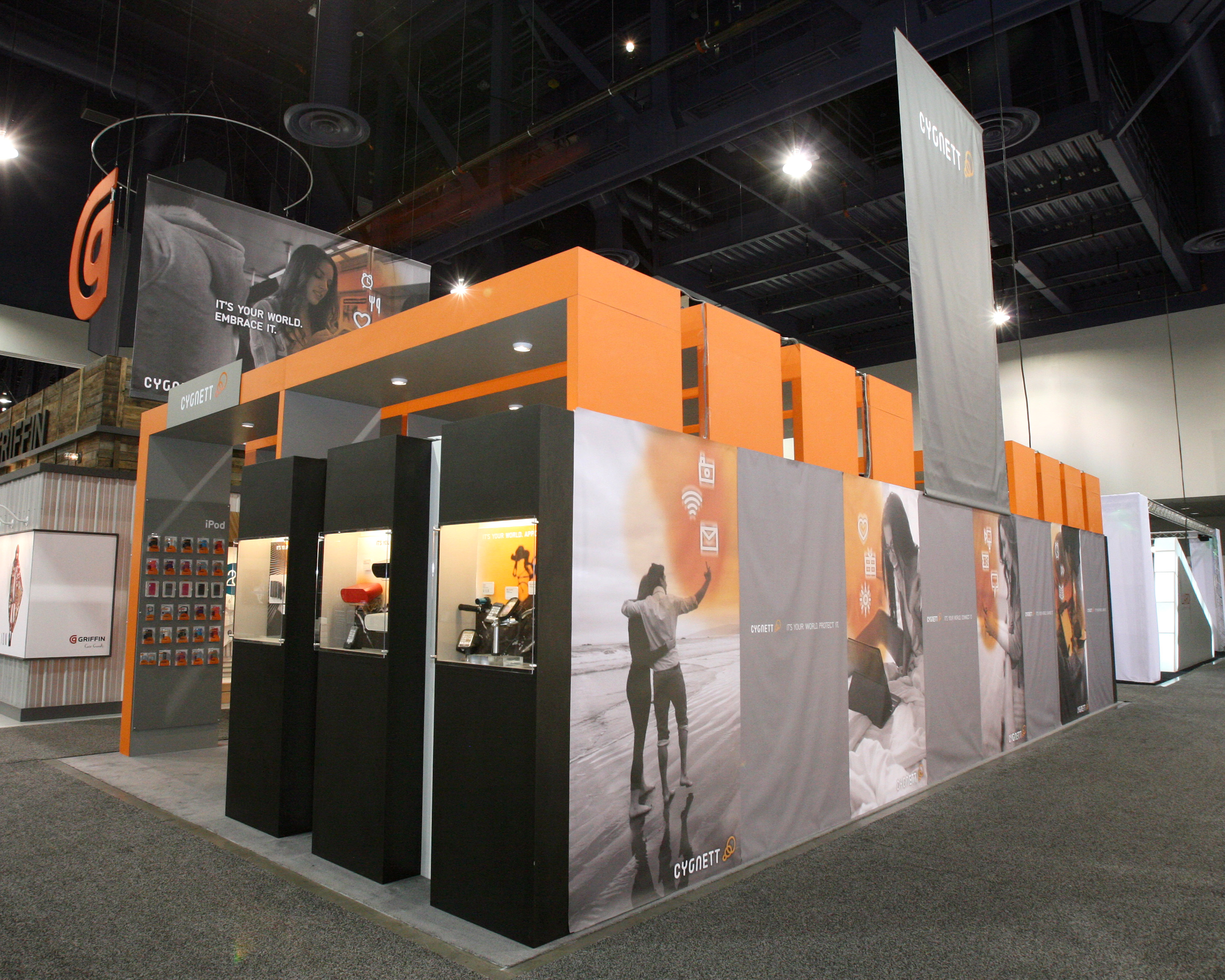 Exhibition Booth Las Vegas : Creating the best tradeshow booth design in las vegas