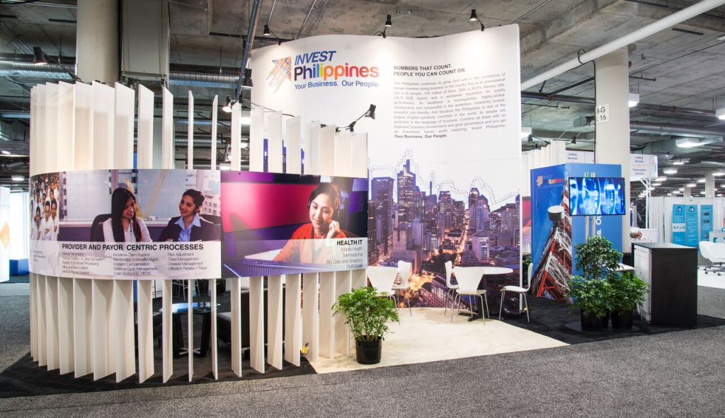 Affordable TRADE SHOW EXHIBITS