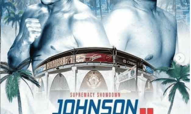 RED BOXING PROMOTIONS: SUPREMACY SHOWDOWN!