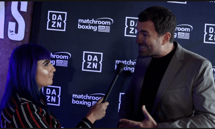 EDDIE HEARN ADMITS DAZN IS OVERPAYING FIGHTERS!