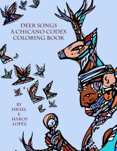 Modern-day codices for healing: a collection of Chicano Codex Coloring Books