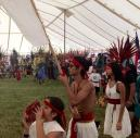 #AyoyotesOnTheGround at Sacred Springs Pow Wow in San Marcos, Texas