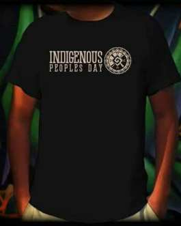 Indigenous People's Day Tshirts (Arte Yolteotl)