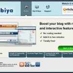 Installing A Blog Toolbar