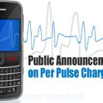 Stopping The Per Pulse Call Charging