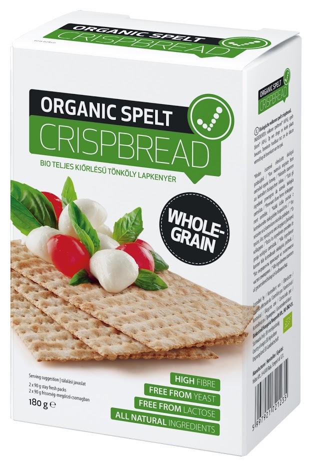 Xie Chun Trading Organic Spelt Crispbread Image