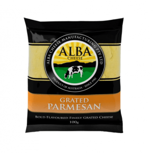 Alba Grated Parmesan Cheese Image