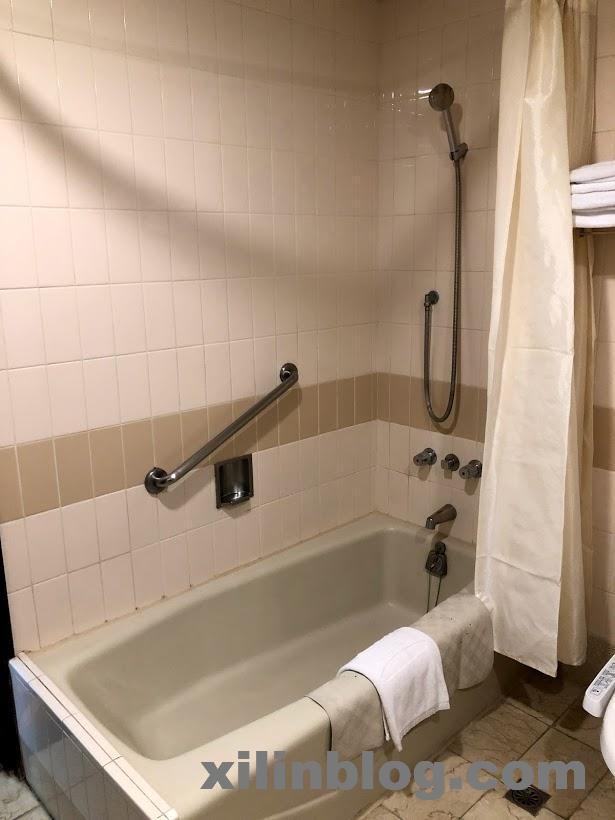 グランドホテル高雄のレイクビューの部屋_バスルーム06