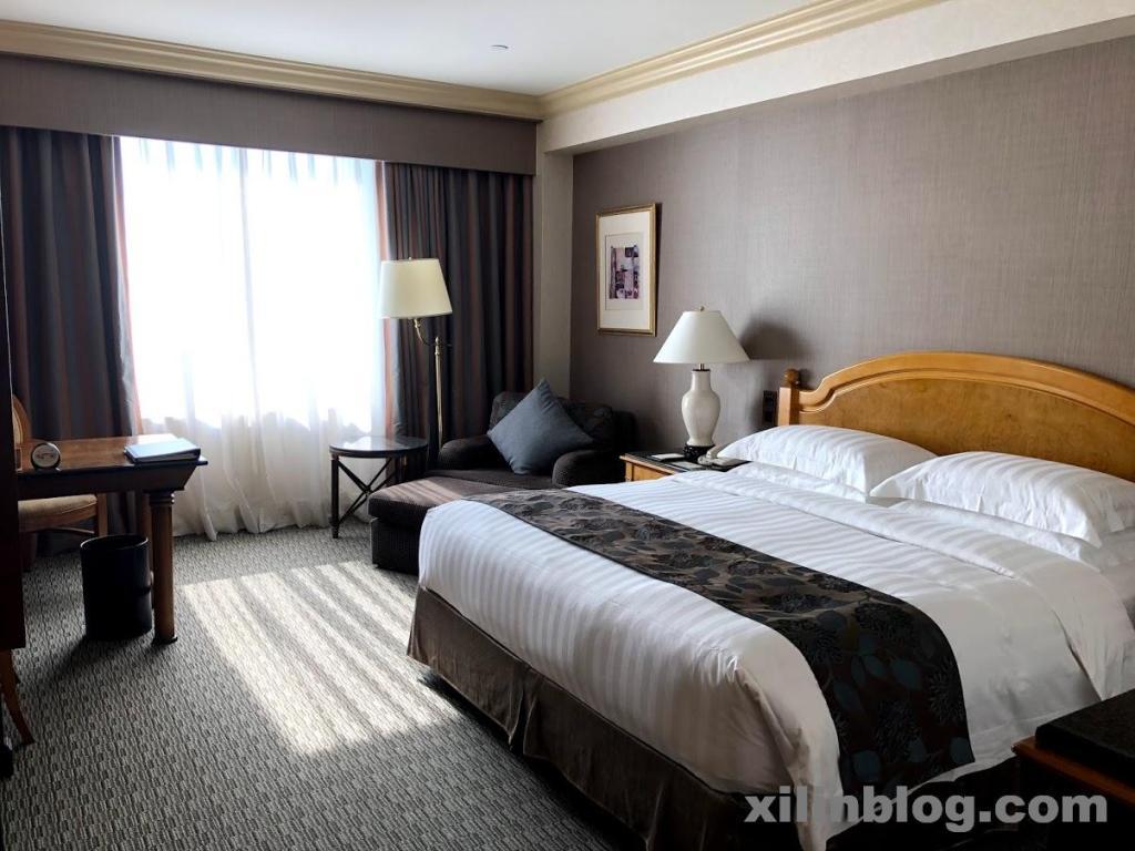 グランドハイライホテル高雄のハーバービューのお部屋01