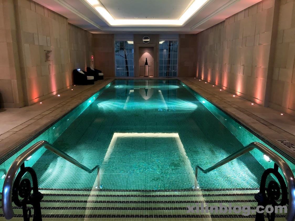 RSL コールド&ホット スプリングス リゾートホテル蘇澳の室内プール03