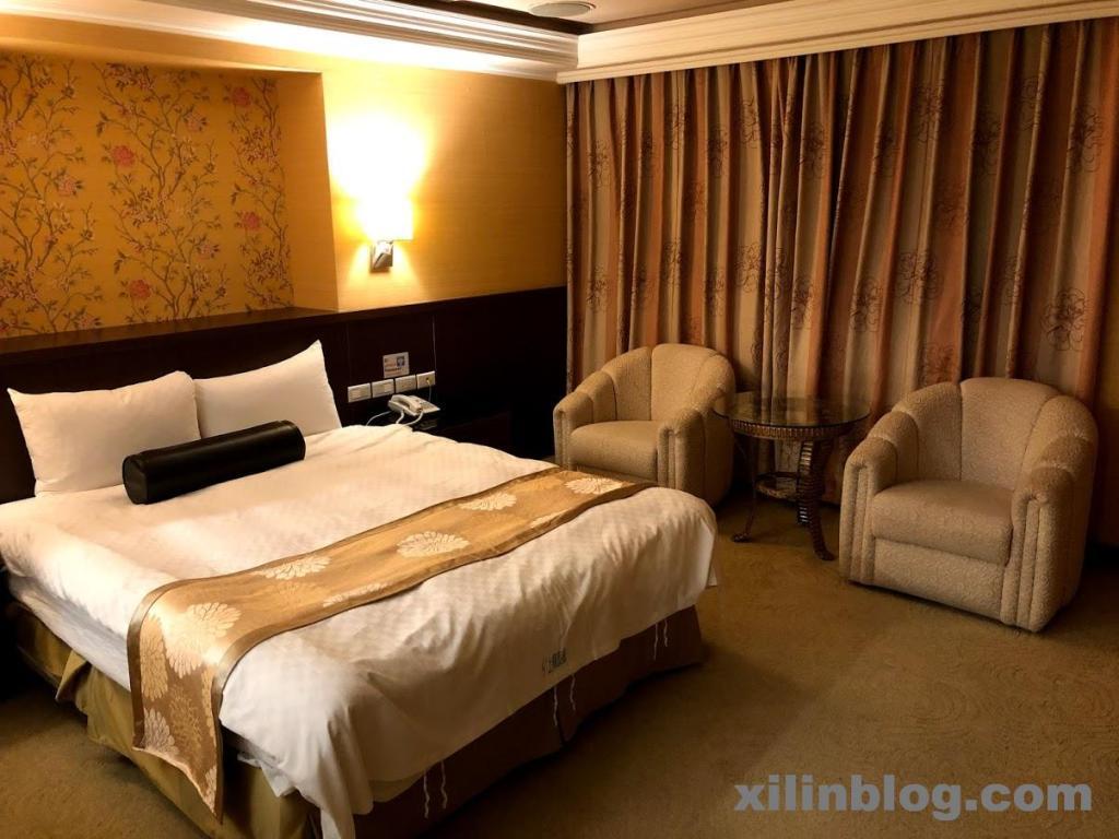 グッドライフホテルの部屋01