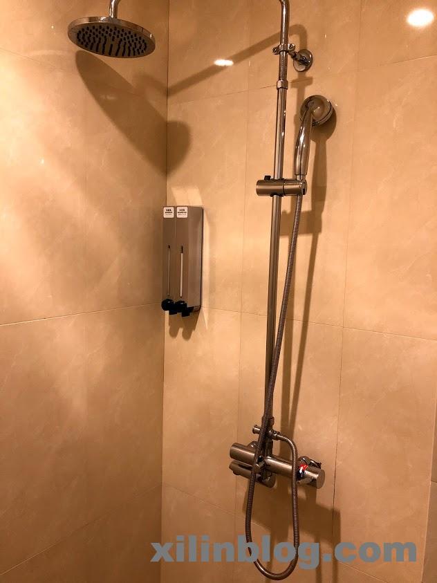 リシウアンホテルのバスルーム02
