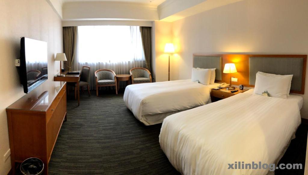 フーシンホテル台中の部屋01