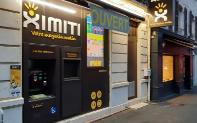 Ximiti s'implante à Bayonne
