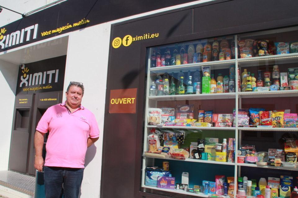 La première épicerie automatique de Vendée a ouvert à Challans