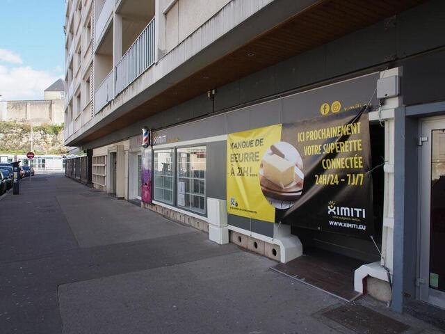 Ouest-France : Caen. Une supérette automatique va ouvrir jeudi 15 avril près du château