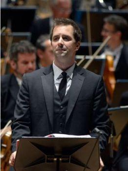 Etienne Dupuis (Höel() a la Dinorah a la Berliner Phiolharmonie 01/10/2014 Fotografia © Bettina Stöß 2014