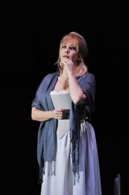 Joyce DiDonato (Maria Stuarda) Gran Teatre del Liceu Fotografia © A Bofill