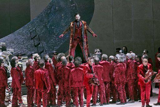 Faust a Torino Foto: Ramella&Giannese - Teatro Regio di Torino
