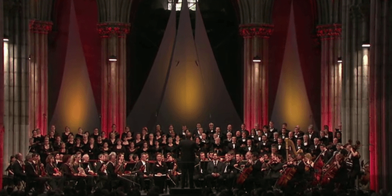 Orchestre National de France i Choeur de Radio France