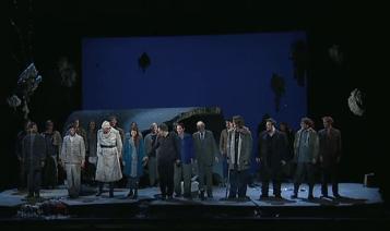 L'Assedio di Calais per la English Touring Opera