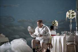 Peter Rose (Baron Ochs) © Clärchen & Matthias Baus Amsterdam; September , 2015