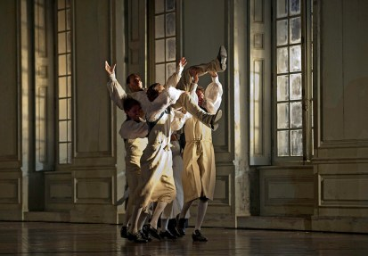 Le nozze di Figaro (obertura), The Royal Opera © 2015 ROH. Photograph by Mark Douet