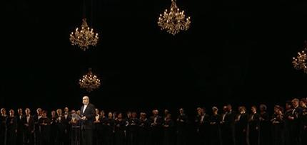 Pierre Audi Gala 50 è aniversari de la DNO