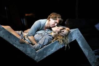 Manon Lescaut MET Alagna Opolais acte 4at. Fotografia Ken Howard/MET