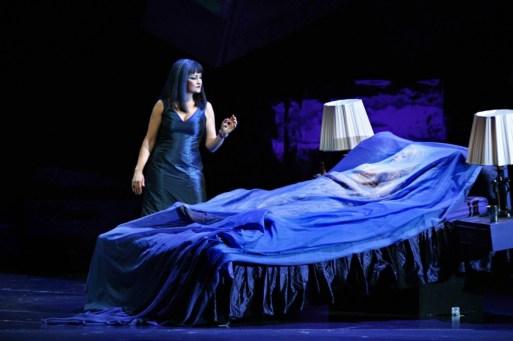 Laura Aikin (Aithra) a Die ägyptische Helena