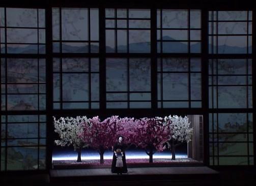 Madama Butterfly acte 2on Producció d'Alvis Hermanis Scala de Milà 07/12/2016