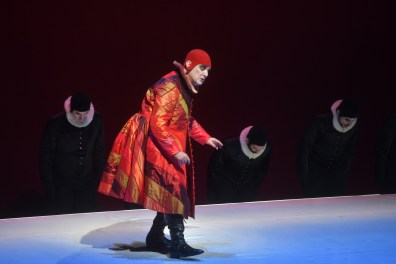 Àngel Ódena, Rigoletto al Liceu març 2017 Fotografia ®A Bofill