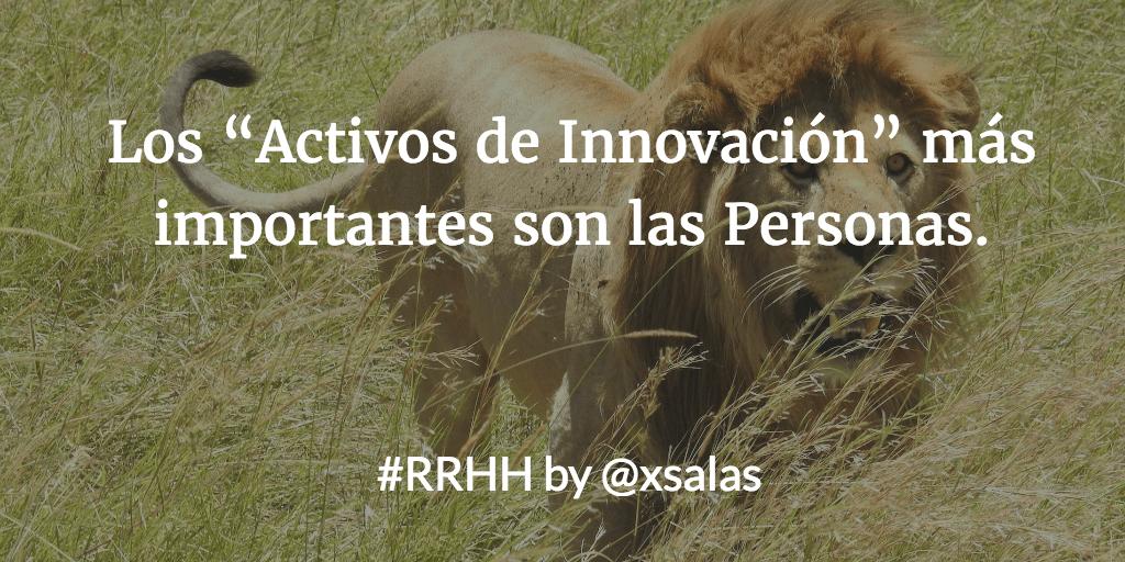 Innovacion en RRHH por Ximo Salas