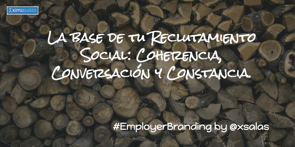 Employer Branding by Ximo Salas