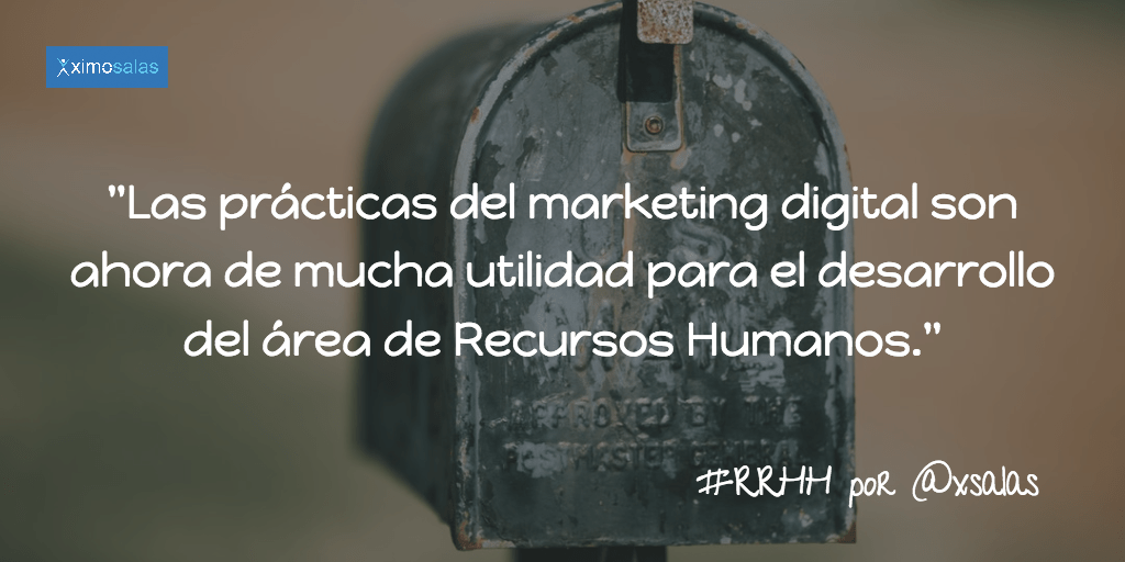 El uso del Email Marketing en las estrategias de Employer Branding