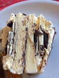 gâteaux sliced