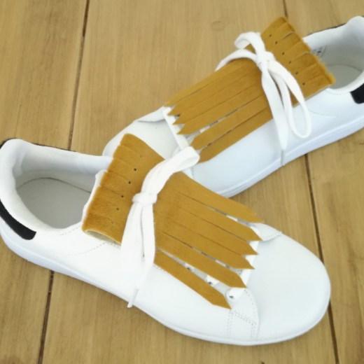 flecos zapatillas lemon curry par