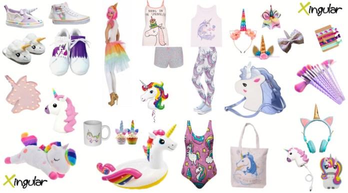 Los unicornios están de moda. ¿Te lo vas a perder? - seleccion de productos