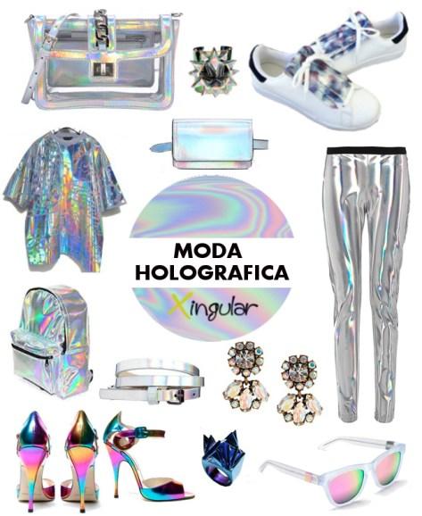 La moda holográfica, vuelve de nuevo y es para quedarse. - Complementos