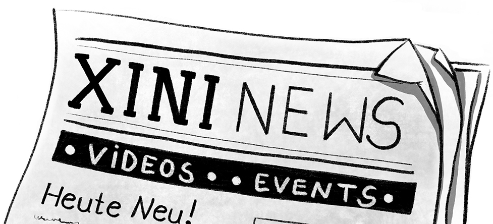 Xini News - was gibt es Neues bei Xini