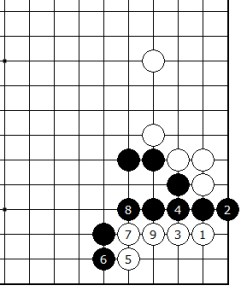 Diagram 9 - Black to Kill