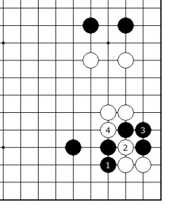 Diagram 18 - Black Disastrous