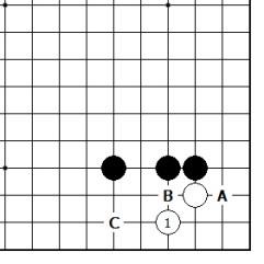 Diagram 4 - White correct move