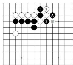 Diagram 10 - Black has moves