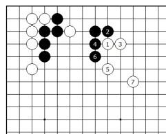Diagram 16 - White is flexible