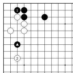 Diagram 2 - Joseki Variation