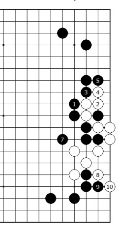 Diagram 11 - Joseki