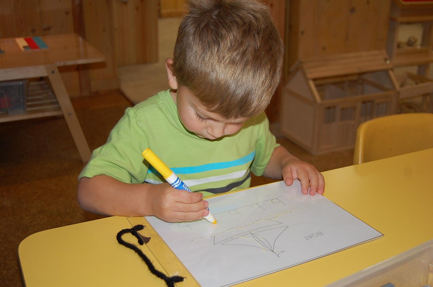 A Morning At Preschool Post 1